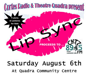 Gallery Cortes-Quadra Lip Sync.