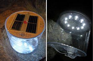 Solar lantern for web