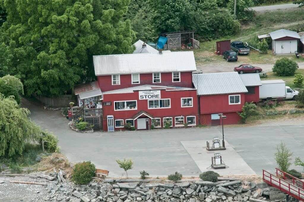 Squirrel Cove General Store