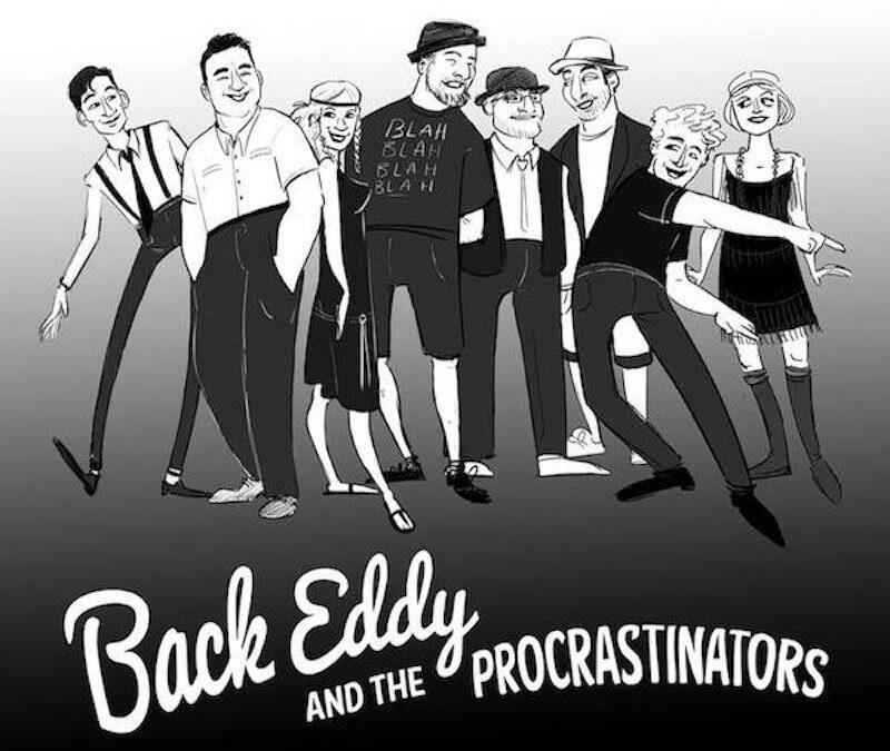 Back Eddy And The Procrastinators Album