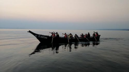 Awakening The Canoes