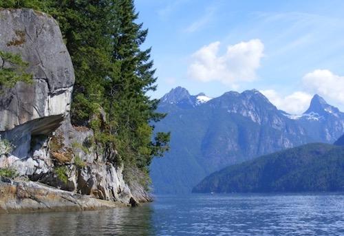 Environmental Threat To Desolation Sound