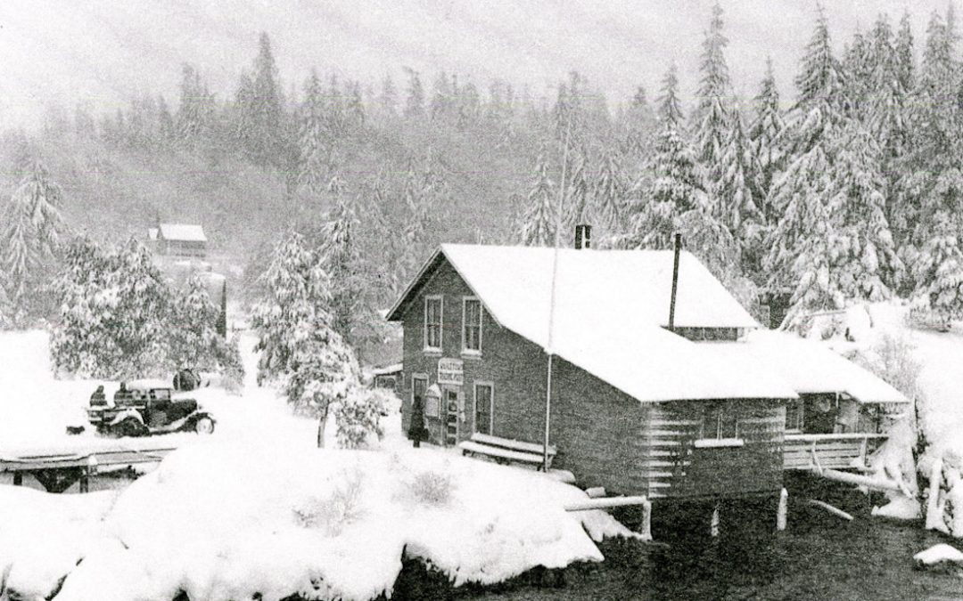 Cortes Island During the 1940s & 50s