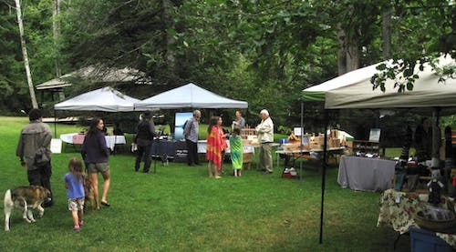 Saturday Market At The Gorge