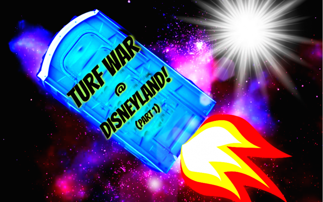 Nuevo Malibu IV: Turf War At Disneyland