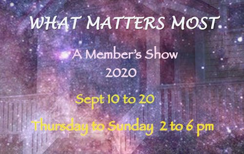What Matters Most? – An Exhibition