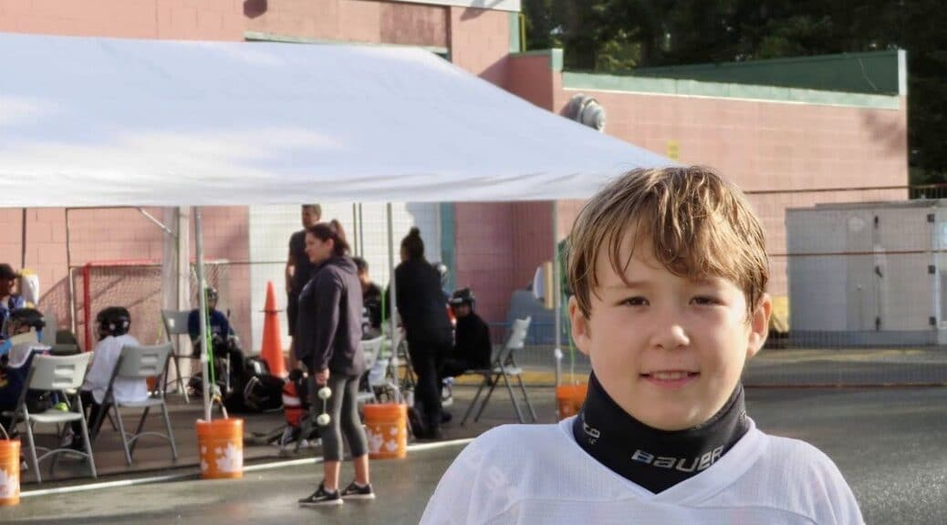 Safe return to play: Novice hockey during COVID-19
