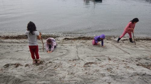 COVID impacts on Cortes Island's afterschool programming