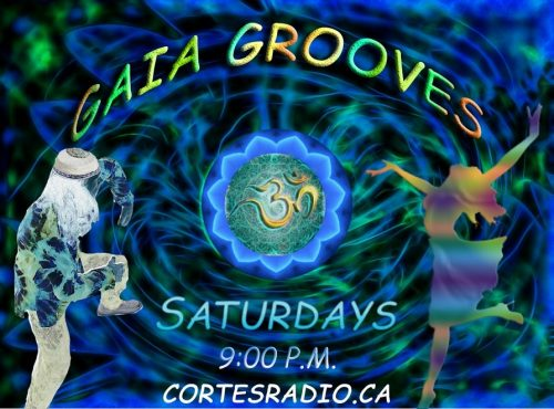 Gaia Grooves with Dancing Wolf
