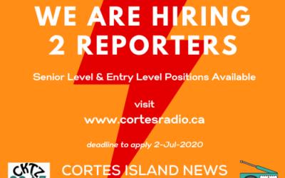Cortes Radio is hiring!