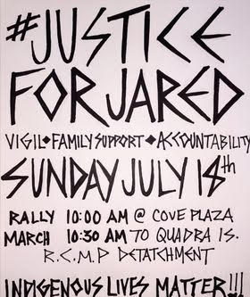 Justice for Jared poster