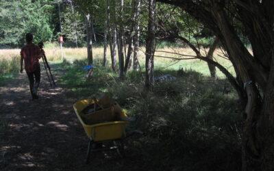 Cortes Island's first wetland restoration project