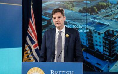 BC announces maximum rent hike for 2022